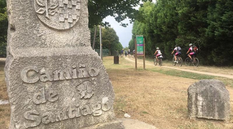 Bikemania Famalicão até Santiago de Compostela